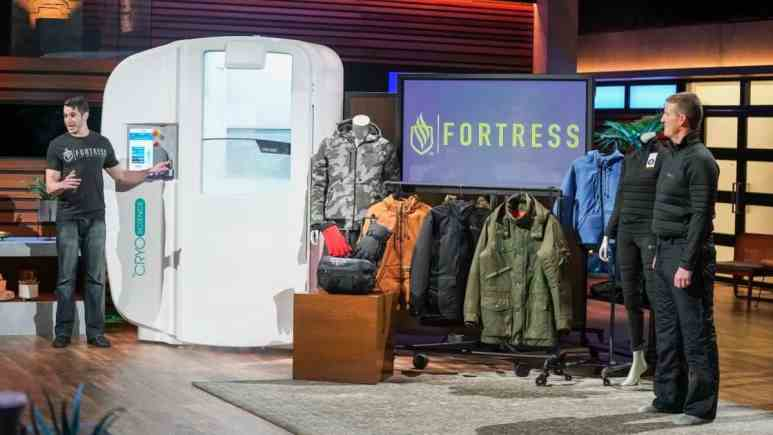 Fortress is a cold weather clothing company that keeps you warm even when you're wet