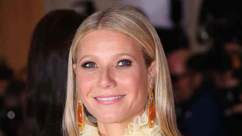 Gwyneth Paltrow Golden Globes dress garnered mixed reactions.