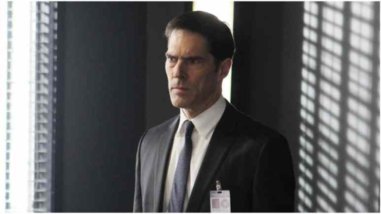 What happened to Hotch on Criminal Minds?