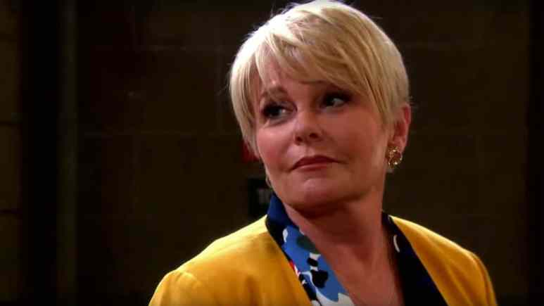 How come Judi Evans left the role of Adrienne on Days of our Lives?