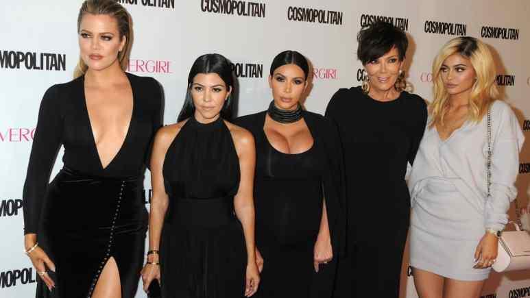 Kylie Jenner, Kim Kardashian star in YouTube video.