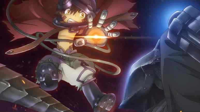 Made In Abyss anime artwork