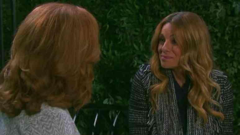 Marie Wilson reprises her role of Summer Townsend on Days of our Lives.