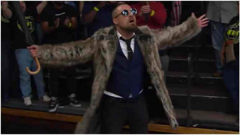Marty Scurll chooses Ring of Honor over AEW and gets a huge promotion