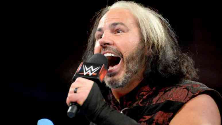 Is Matt Hardy leaving WWE? Monday Night Raw jobs him out again, this time to Erick Rowan