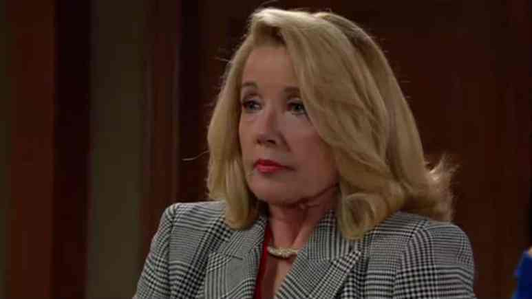 The Young and the Restless spoilers tease a return, on admission and new suspicions.