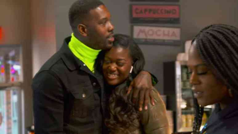 Phor met up with his possible baby mama and daughter on Black Ink Crew Chicago