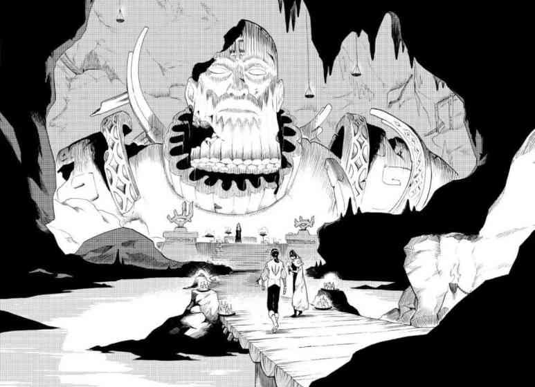 Radiant Manga Patrem Inquisitor