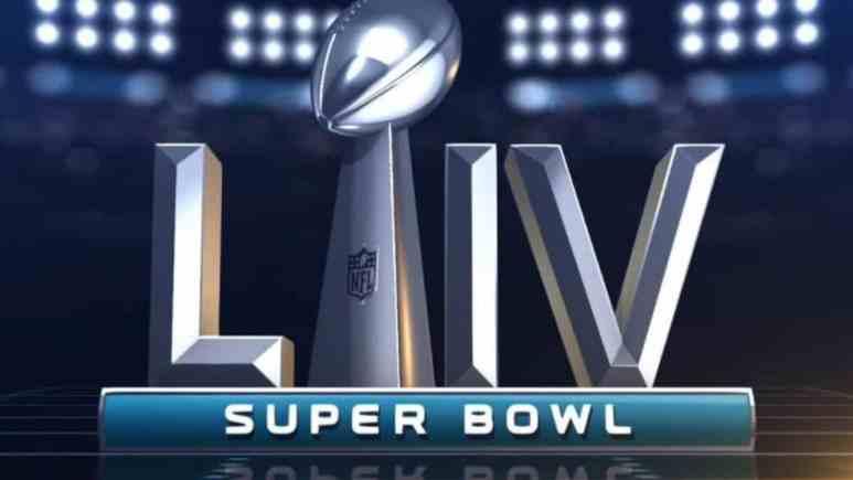 Super Bowl 54 logo