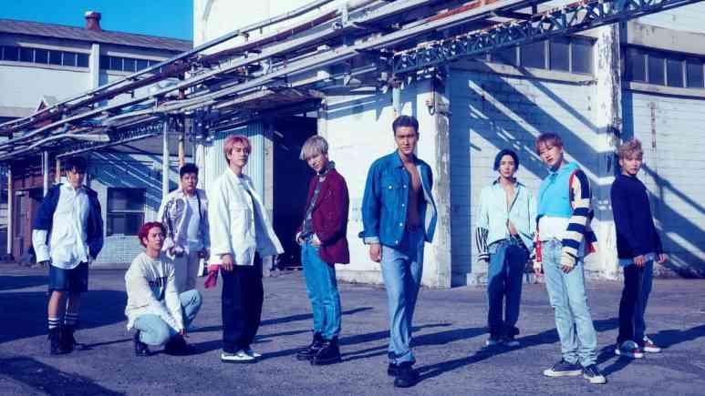 Super Junior – Time Slip