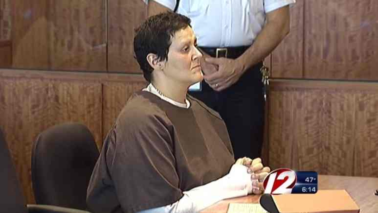 Aaron Hernandez's cousin Tanya Singleton in court