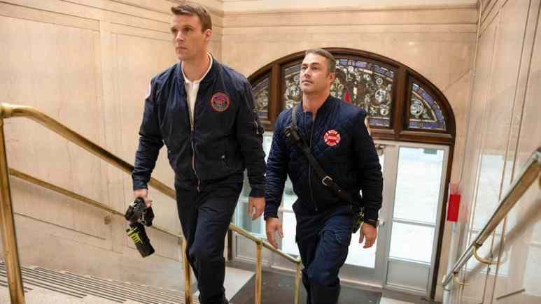 Chicago Fire Season 8 Episode 12 recap: The Nick Porter of it all