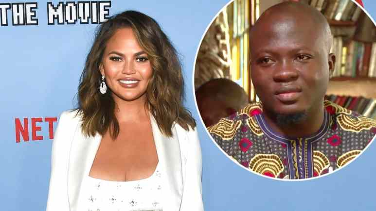 Chrissy Teigen tells her followers she wants to go to Nigeria to see Michael