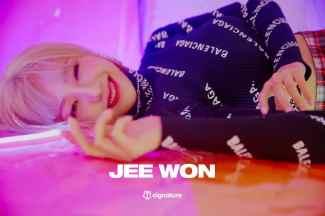 Jee Won of Cignature