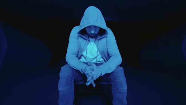 eminem releases darkness music video with new album