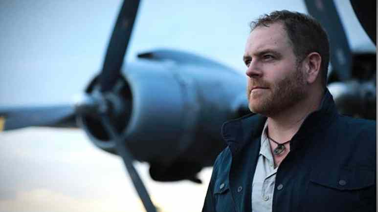 Discovery star Josh Gates has a world wide reach few TV people have, and he is coming back soon! Pic credit: Discovery.