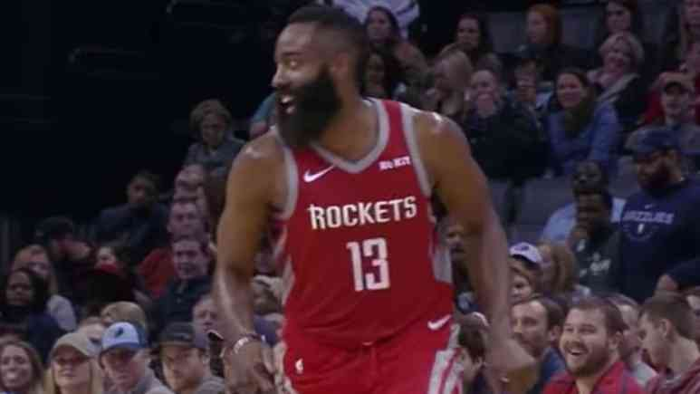 rockets james harden and hawks trae young make triple double history
