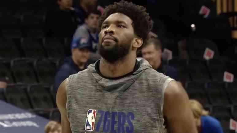 76ers star joel embiid suffered hand injury versus okc thunder