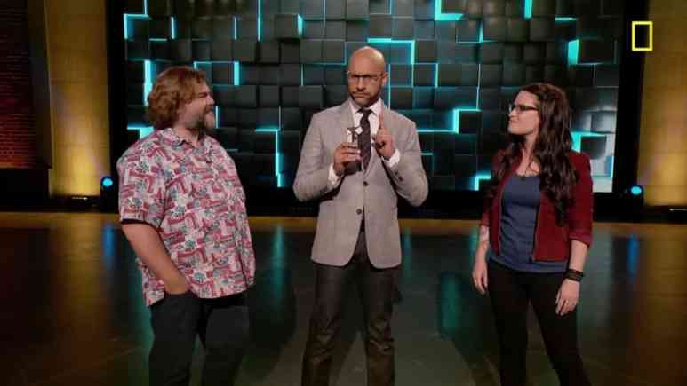Keegan Michael Key eats chocolate and learns about synesthesia with Jack Black and science correspondent, Cara Santa Maria