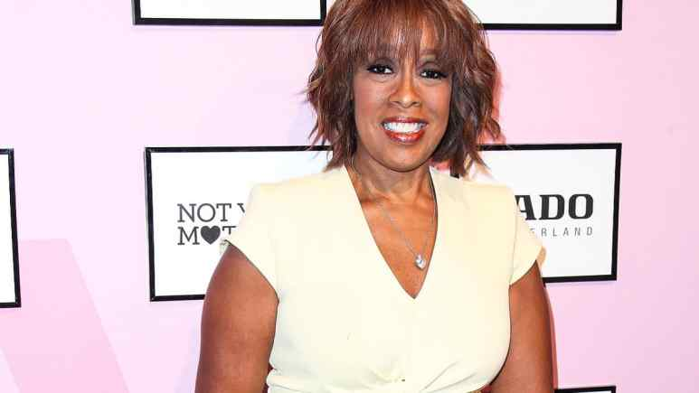 Gayle King, journalist and TV personality