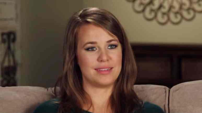 Jana Duggar in a TLC confessional.