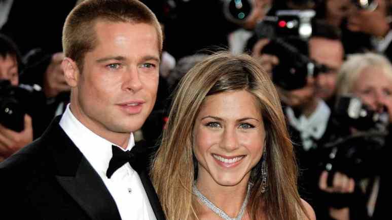 Jennifer Aniston celebrates 51st birthday amid Brad Pitt rumors.