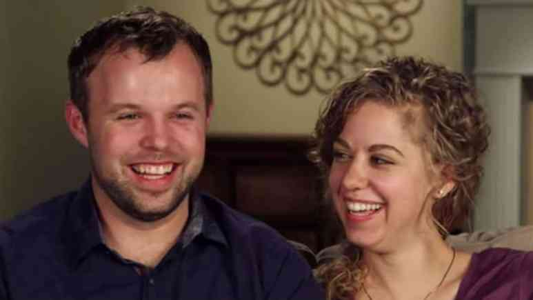 John-David Duggar and Abbie Grace Burnett Counting On confessional.