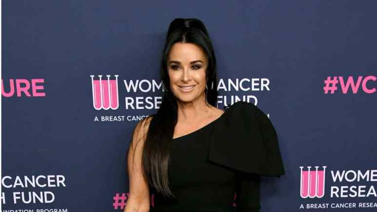 Kyle Richards knows when she will quit RHOBH