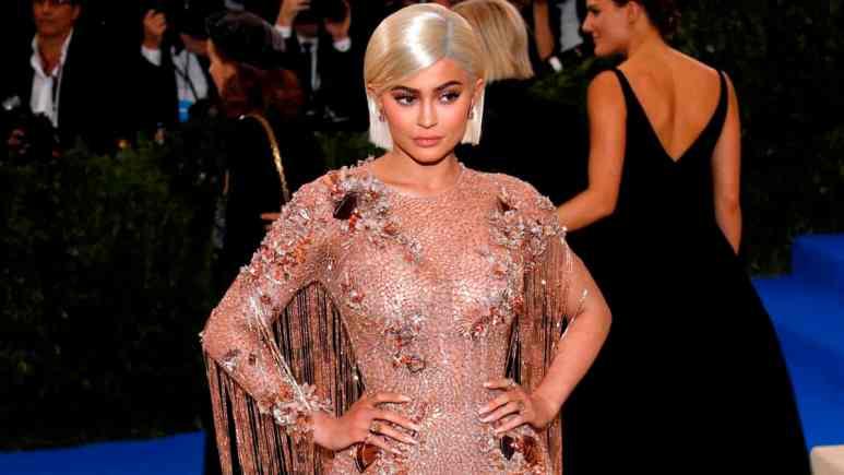 Kylie Jenner looks like Marie Antoinette on Harper's Bazaar cover, earning shade.