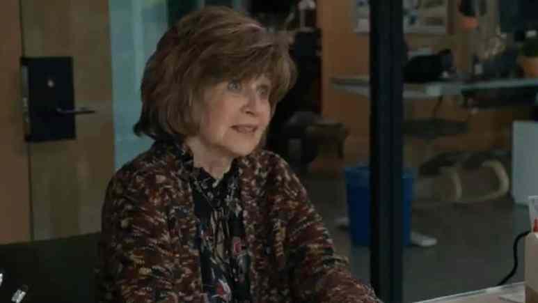 Actress Marsha Kramer