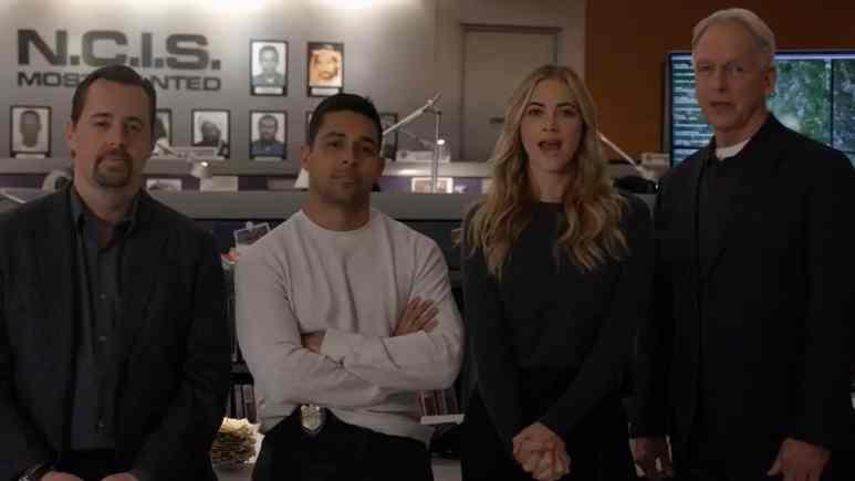 NCIS Cast New