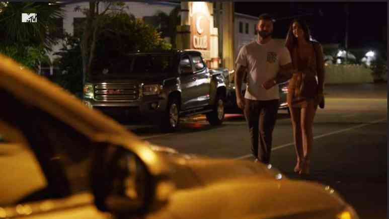 Siesta Key: Jared and Jessica