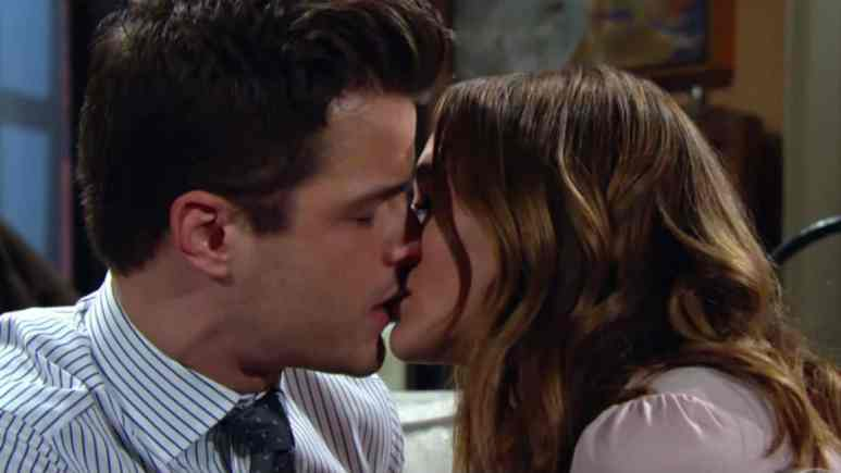 Summer and Kyle's kiss is no longer a secret on The Young and the Restless.
