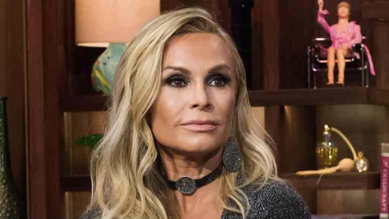 Tamra Judge reveals why she left RHOC.