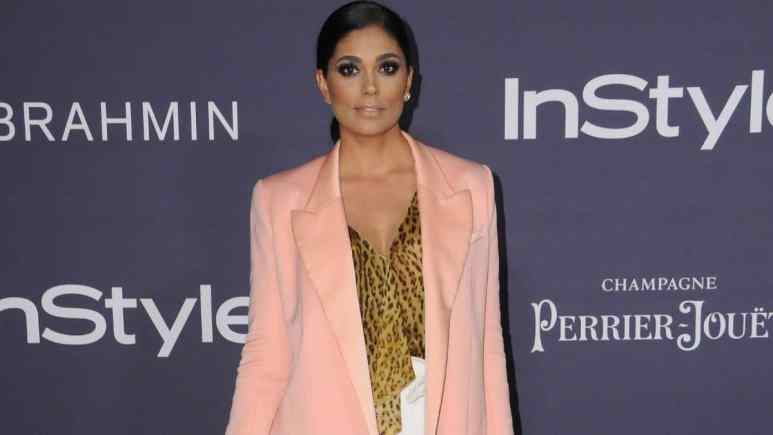 Rachel Roy's credits include author, successful fashion designer and mother
