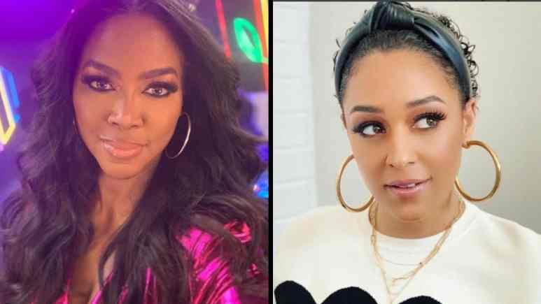 Tia Mowry expresses fear in joining RHOA cast