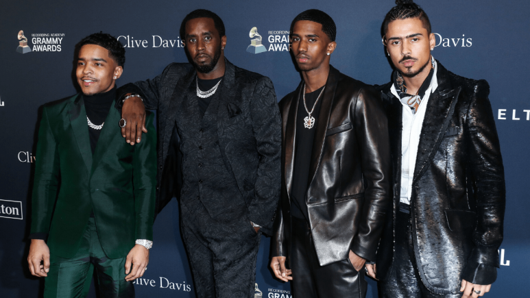 Making the band returns in 2020 with P Diddy and sons as judges