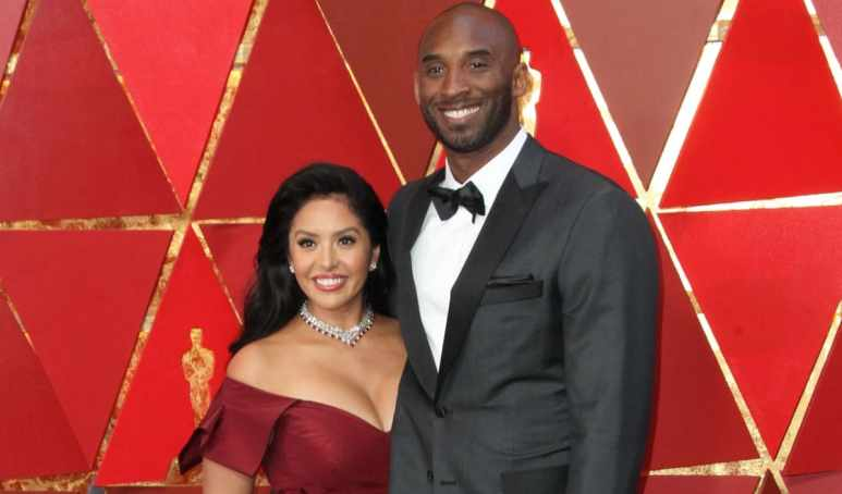 Kobe and Vanessa Bryant attend the Academy Awards
