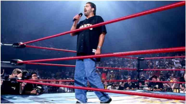Former WWE writer Vince Russo asked to make wrestling return