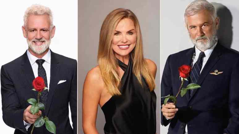 How Nick Viall, Hannah B, and Peter Weber would look as seniors