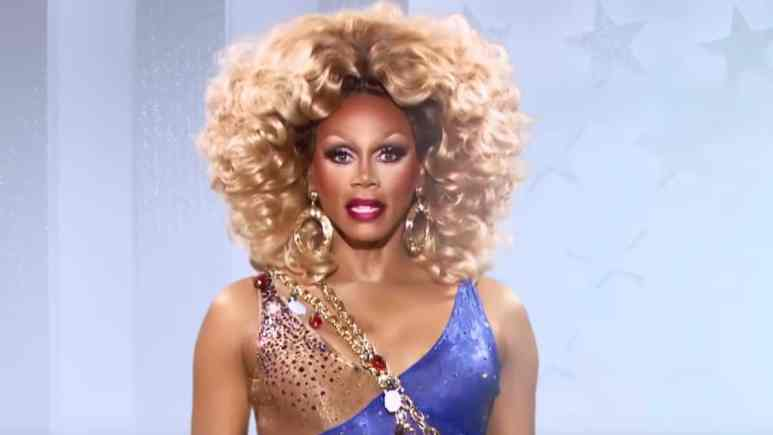ru pauls drag race all stars has a temporary home on showtime