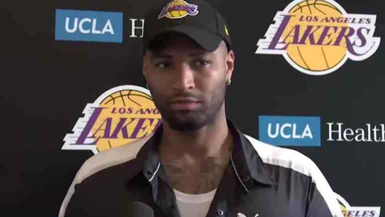 los angeles lakers waiving demarcus cousins