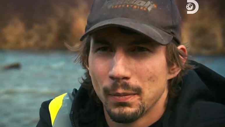 Gold Rush star Parker Schnabel has insured his crew has a job for next season on the next episode. Pic credit: Discovery.