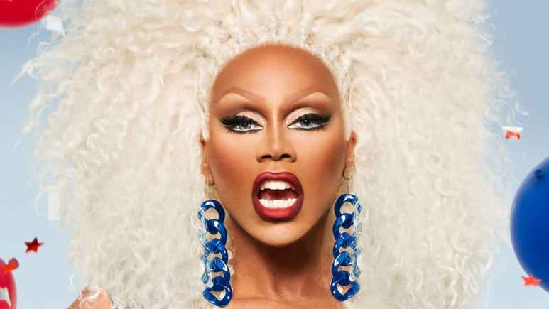RuPaul keeps getting better with age.