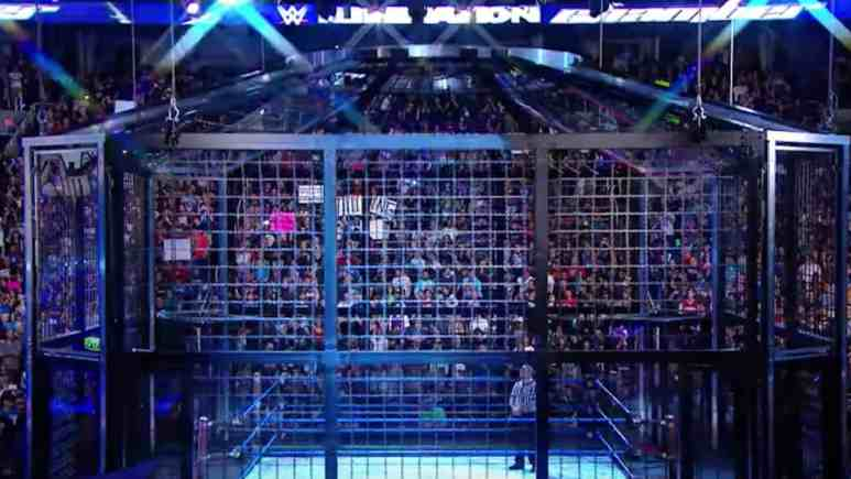 wwe elimination chamber 2020 spoilers