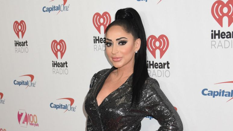 Angelina Pivarnick from Jersey Shore's net worth is nice.