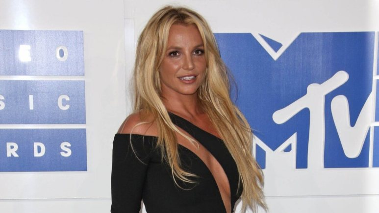 Britney Spears on the red carpet