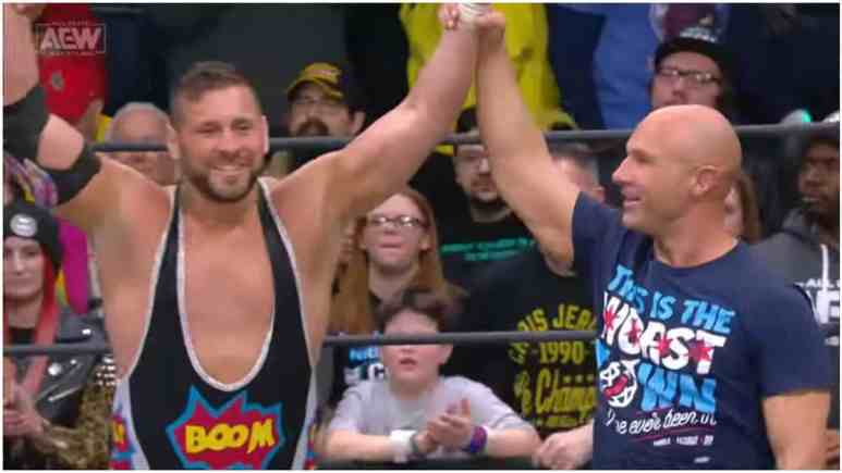 Colt Cabana reveals he has officially signed with AEW
