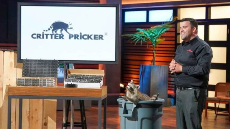 Critter Pricker Shark Tank
