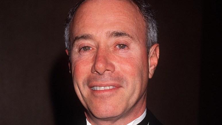Billionaire David Geffen